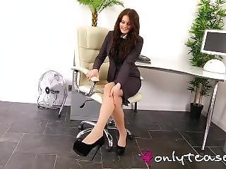 Rosie N Sexy Secretary
