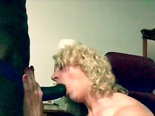 Milf Suck Big Black Cock