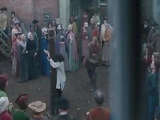 Public Flogging Movie Scene