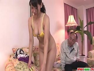 Asian, Fucking, Japanese, Masturbation, Milf, Oriental, Panties, Rough, Toys