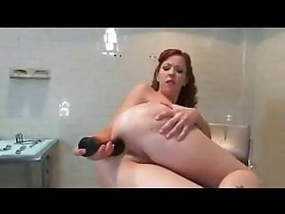 Pale Woman Toying