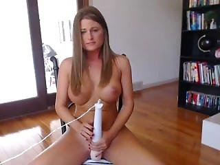 Dutch Webcam Teenager With Her Magic Wand. Renay Live On 720cams.com