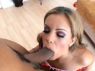 Gros Téton, Black, Pipe, Interracial, Star Du Porno