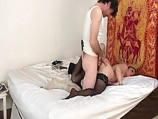 Sex To Pay Rent Ends In Unexpected Anal Creampie