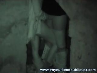 Clip #32 _ Voyeurismo Public Sex.