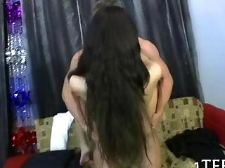 Wild And Salacious Fucking For Her Eager Beaver