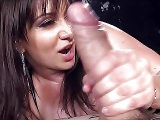 Gorgeous Girl Handjob