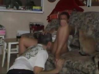 Real Humiliation Licking Feet Woman Secretly Recording