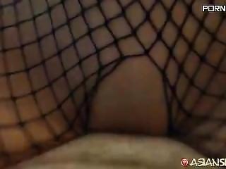 Hot Asian Stripper Gets A Nice Creampie