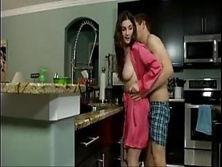 Molly Jane In Step Mom Eats Cock Instead Of Breakfast