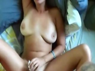 ametérské, kuřba, brunety, kovbojka, mrdka, creampie, hardcore, domov, domácí, masturbace, sexy, krátké vlasy, opalení