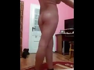 Sexy Girl Undressing