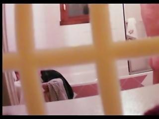 Kinky Boy Spying His Sister