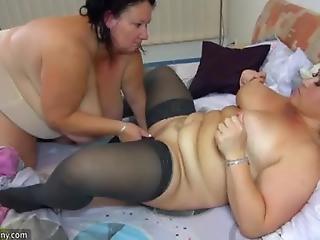 Oldnanny Lesbians Woman With Big Boobs