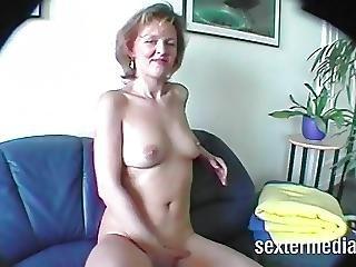 Milf Cathy Vom Handwerker Hart Befriedigt
