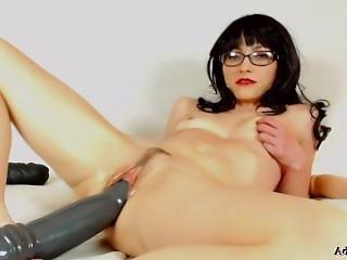 Adalynnx - Playing With My Big Toys 2