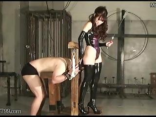 Bondage, Femdom, Japonesa