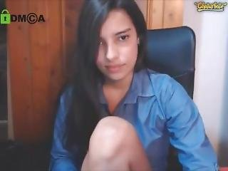 Sexy Teen Colombiana Latina