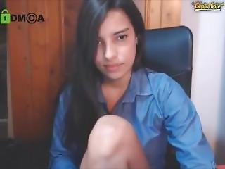 Sexy Teen Colombiana Latina
