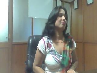 Bhabhi Saves Her Job