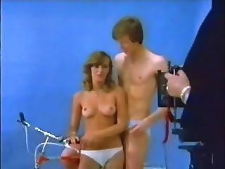 Fiets, Groepsex, Harig, Sex, Kous, Swingers, Vintage
