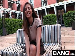 Bang Real Teen Nina Is Your Perfect Innocent College Girl