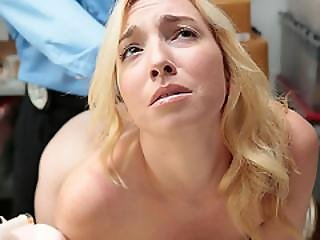 Suspect Had Her Tiny Mouth Full Of Bigcock
