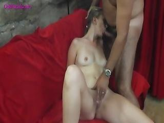 Blondie Lusts For Cock