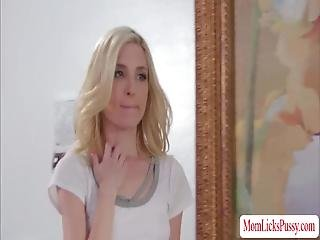 Milf Cory Finger Fucks Pipers Wet Pussy As Her Punishment
