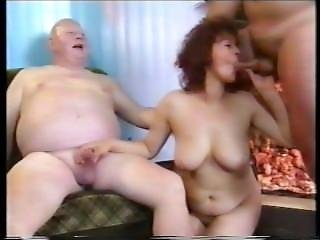 Two Fatmen And A Woman