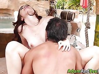 Teen Fucked By Big Cock