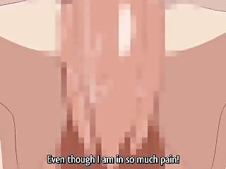 Cute Anime Mother Swallows Cum