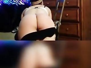 Belt Spanking From Daddy