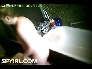 Amateur, Bad, Versteckte Kamera