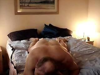 Alpha Male Destroys And Loudly Creampies Common Household Bitch