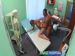 Fakehospital Cheated Boyfriend Wants Tests But Gets Revenge With Sexy Nurse