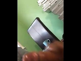Jamaican Teen Suck My Dick While Her Bf At Work