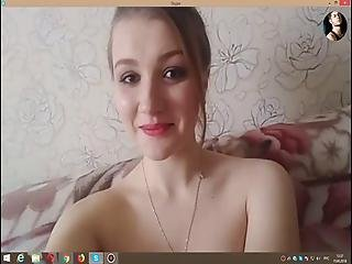 Deceived A Beautiful Girl And Forced Her To Masturbate