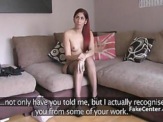 Hot Redhead Fucking On Casting Interview