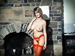Addicted To Love - Vintage 80 S Big Tits Striptease Dance