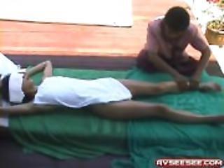 hot japanese girl massage