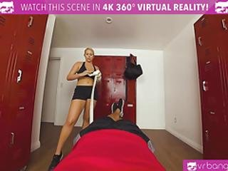 Vrbangers.com Hot Babe Sweaty Fucking Her Boxing Coach