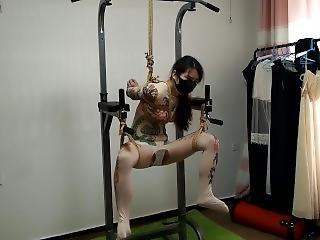 Chinese Bondage Mask Girl