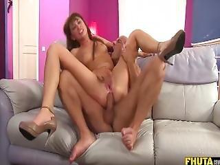 Longues jambes Ebony Porn