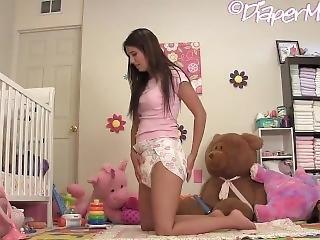 Diaper Mess