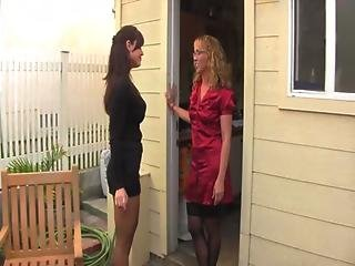 Bondage, Humiliation, Lesbian
