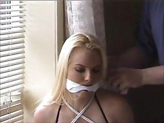Triple Gagged. Www.cutesexycams.com