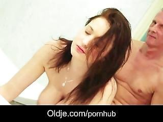Bella Diamond Hot Teen Girlfriend Cheated With My Dad