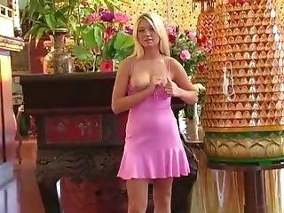 Alison Angel - Offering Myself To Buddha