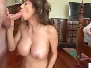 Stepmom And Stepson Have Some Fun